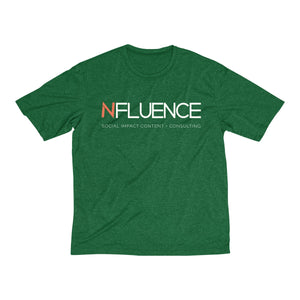 NFLUENCE Dri-Fit Branded Tee