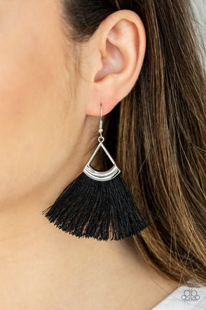 Tassel Tuesdays - Black