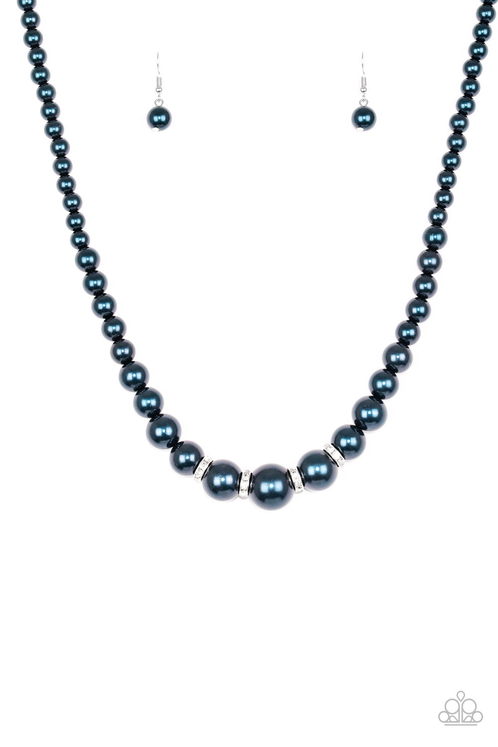 Party Pearls - Blue
