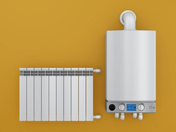 descale a tankless water heater