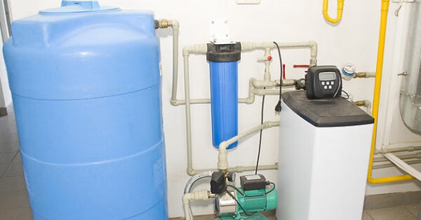water softener sizing
