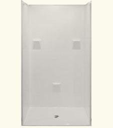 "4836 Barrier Free Shower with 0.875"" Threshold"