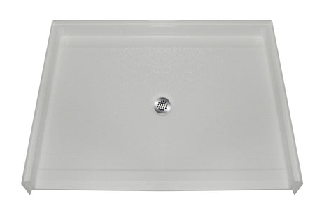 "4836 Barrier Free Shower Pan with 0.875"" Threshold"