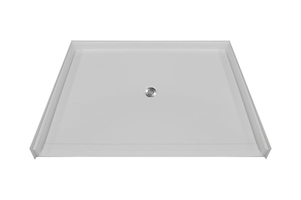 "6048 Barrier Free Shower Pan with 1.125"" Threshold"