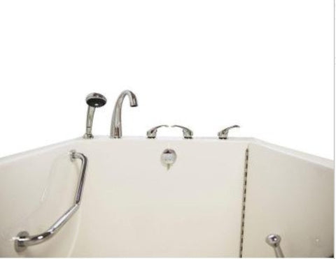"33"" x 55"" x 41"" Walk in Tub Soaker"