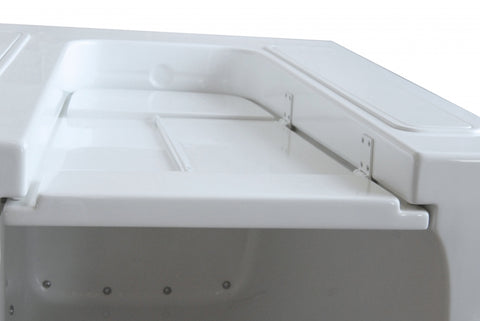 "26"" x 45"" x 38"" Walk in Tub Dual Jetted"