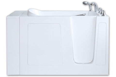 "29.5"" x 54.5"" x 38""  Walk in Tub Dual Jetted"