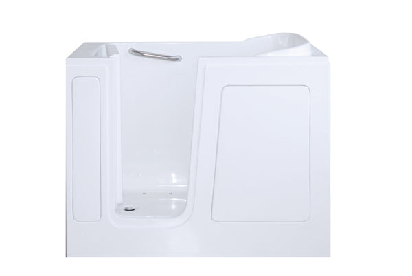 "28"" x 48"" x 40""  Walk in Tub Dual Jetted"