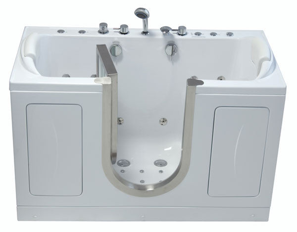 Walk In Tub 30 25 X 59 75 37 Two Person Acrylic Mobility