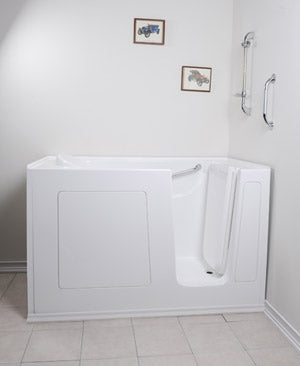 "32"" x 60"" x 36""  Walk in Tub Dual Massage"