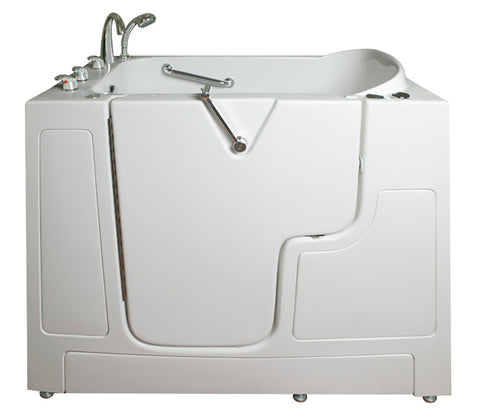 "32"" x 52"" x 41"" Transfer Tub Water Jetted"