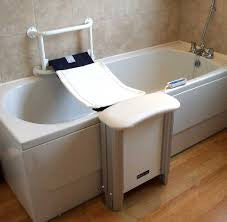 Mobility Bath Deluxe Bath Lift – Mobility Bathworks Walk in Tubs