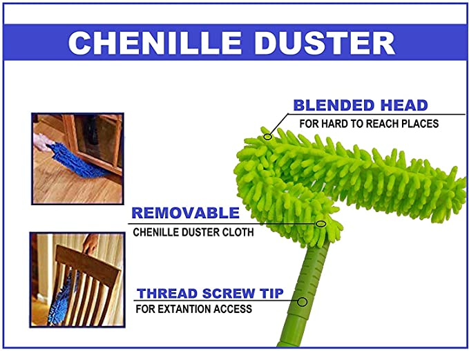FlexiDuster™ - Flexible Multipurpose Duster