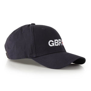 Great Britain SailGP Team: Cotton Cap  - Black (4328033714272)