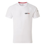 Great Britain SailGP Team: UV Tec Tee - White