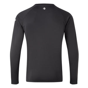 Great Britain SailGP Team: UV Tec Long Sleeve T-Shirt - Charcoal (4328037941344)