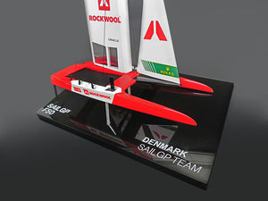 SailGP DENMARK desk model F50 Catamaran replica (5314322694300)
