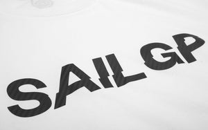 SailGP Originals: Original T-Shirt - White (4328035221600)