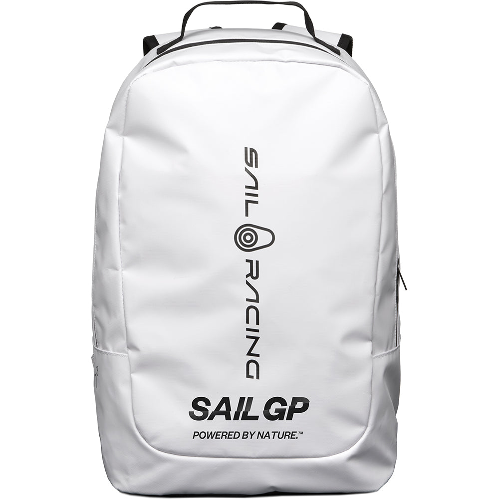 SailGP Backpack - White (4508878405728)