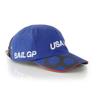 USA SailGP Team: Race Cap - Blue (4328038072416)