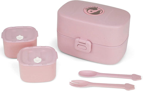 Ecolina Bento Box 860 mL (Rosa)