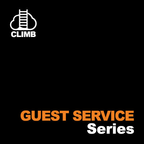 5 Hour Hospitality Climb- Guest Service Series