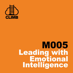 60 min Hospitality Climb class- Leading with Emotional Intelligence