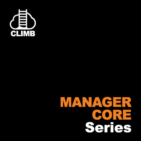 10 Hour Hospitality Climb- Manager Core Series