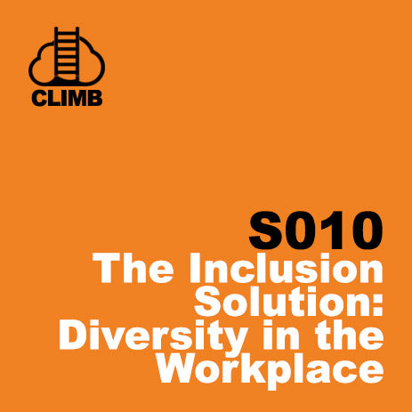 60 min Hospitality Climb class- Inclusion Solution: Diversity in the Workplace