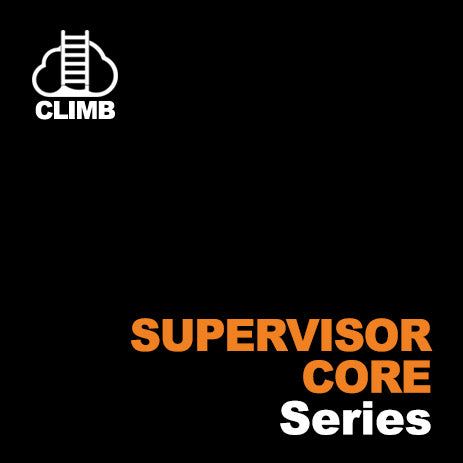 10 Hour Hospitality Climb- Supervisor Core Series