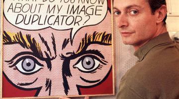 21 Facts About Roy Lichtenstein