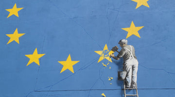 Dover Banksy's Brexit mural mysteriously 'disappears'