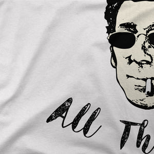 Cosmo Kramer, Feeling good All The Time, Seinfeld T-Shirt - [variant_title] by Art-O-Rama