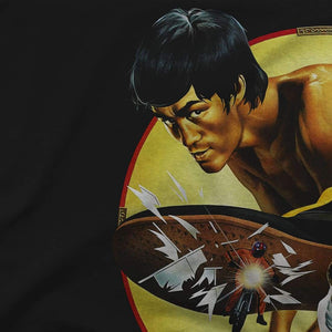 Bruce Lee Game of Death 1978 Movie Artwork T-Shirt - [variant_title] by Art-O-Rama