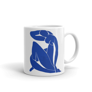 Henri Matisse Blue Nude 1952 Artwork Mug - [variant_title] by Art-O-Rama
