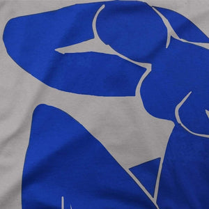 Henri Matisse Blue Nude 1952 Artwork T-Shirt - [variant_title] by Art-O-Rama