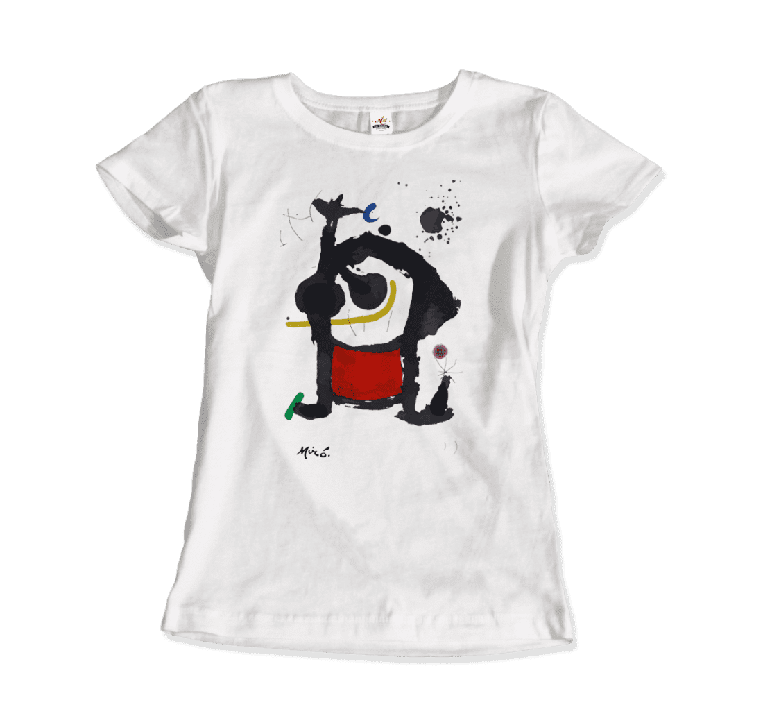 Joan-Miro-Bethsabee-1972-Artwork-T-Shirt thumbnail 19
