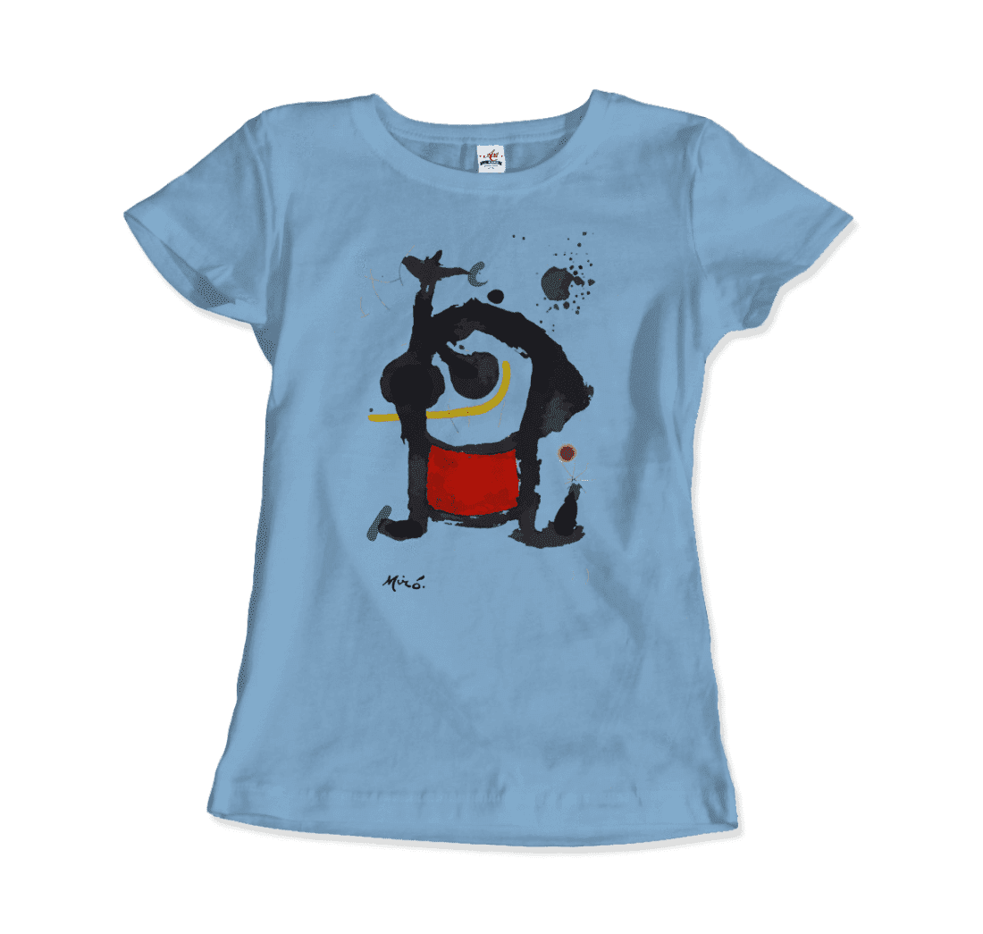 Joan-Miro-Bethsabee-1972-Artwork-T-Shirt thumbnail 21