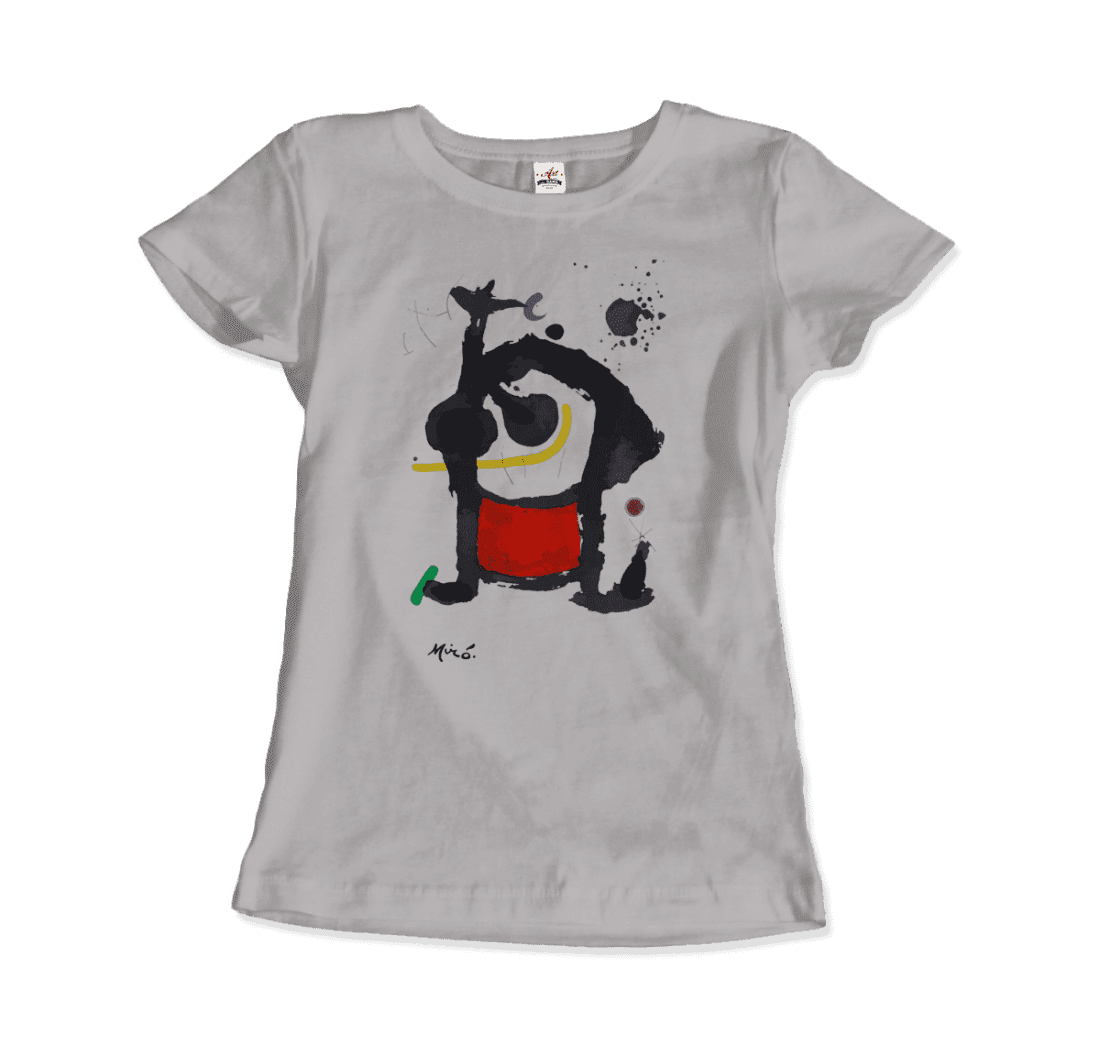 Joan-Miro-Bethsabee-1972-Artwork-T-Shirt thumbnail 18