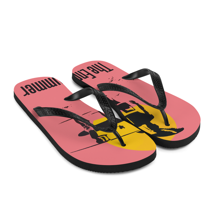 The Endless Summer 1966 Surf Documentary Flip-Flops - [variant_title] by Art-O-Rama