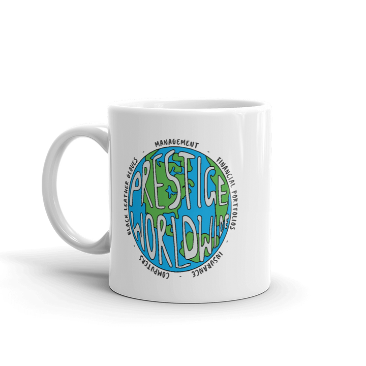 Prestige Worldwide Step Brothers Artwork Mug - 11oz (325mL) by Art-O-Rama