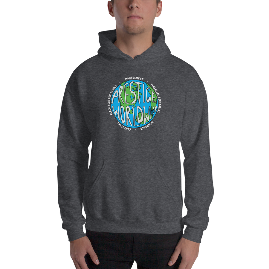 Prestige Worldwide Step Brothers Artwork Unisex Hoodie - Hoodie