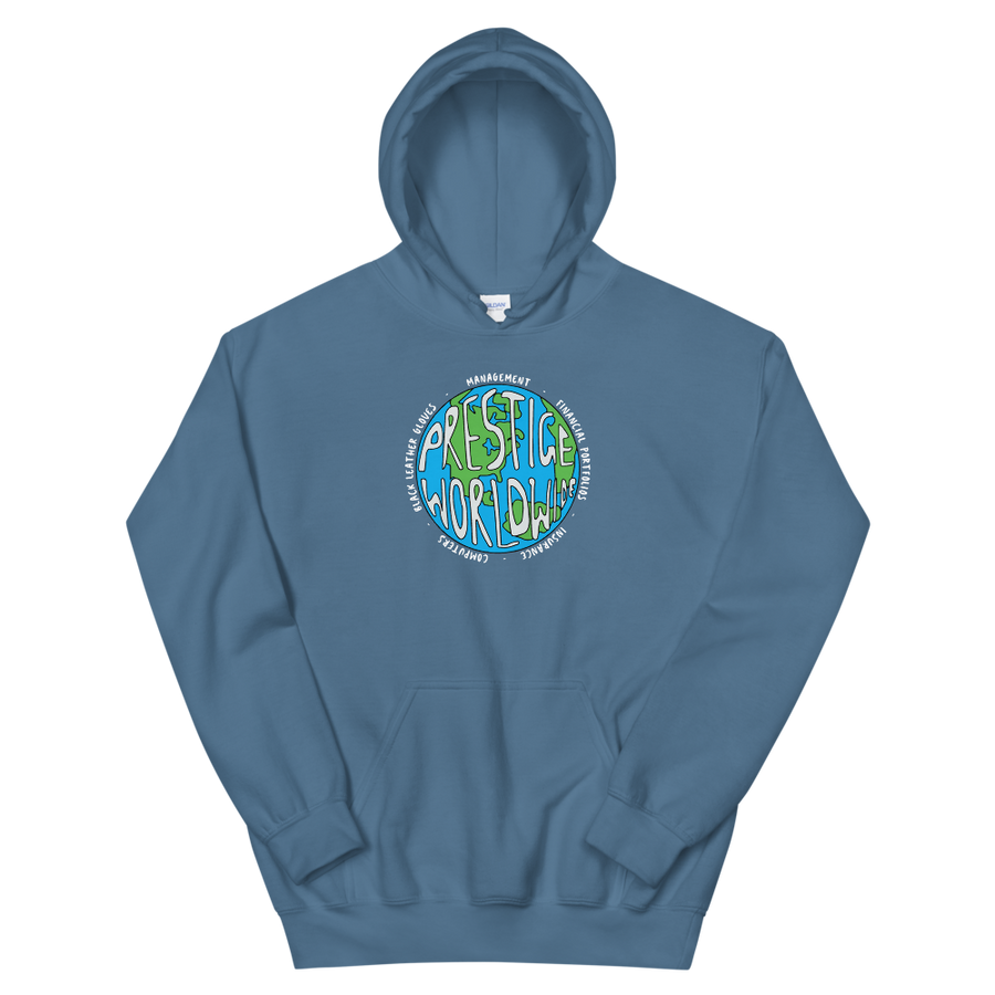 Prestige Worldwide Step Brothers Unisex Hoodie - [variant_title] by Art-O-Rama