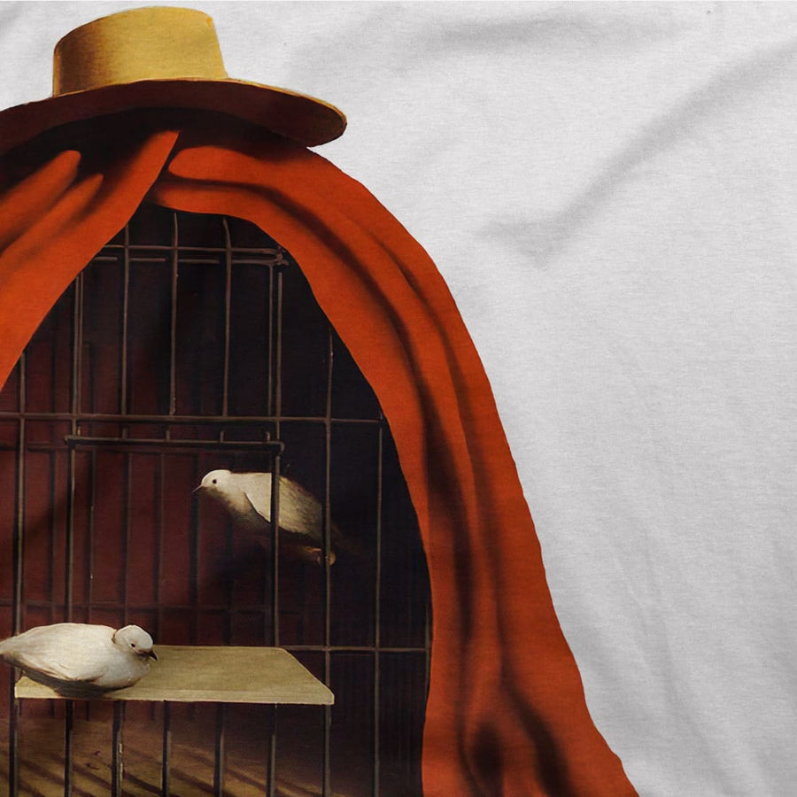 Rene Magritte The Therapist, 1937 Artwork T-Shirt - [variant_title] by Art-O-Rama