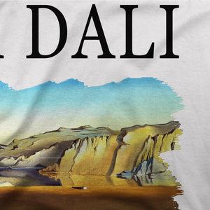 Salvador Dali The Persistence of Memory 1931 Artwork T-Shirt - [variant_title] by Art-O-Rama