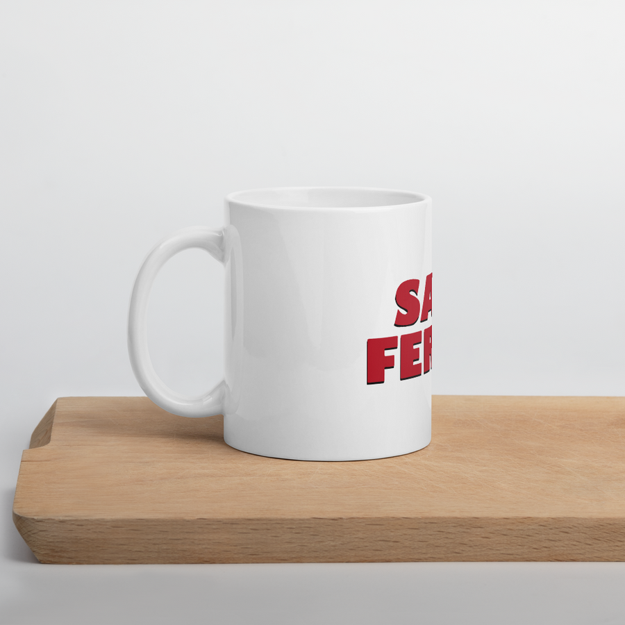 Save Ferris from Ferris Bueller's Day Off Mug - [variant_title] by Art-O-Rama