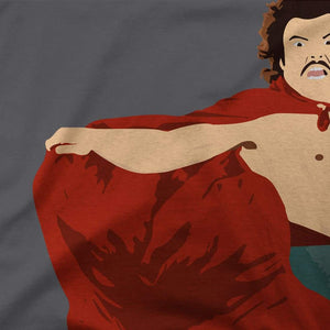 Take It Easy, Nacho Libre, El Luchador Mascarado T-Shirt - [variant_title] by Art-O-Rama