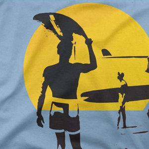 The Endless Summer 1966 Surf Documentary Artwork T-Shirt - [variant_title] by Art-O-Rama