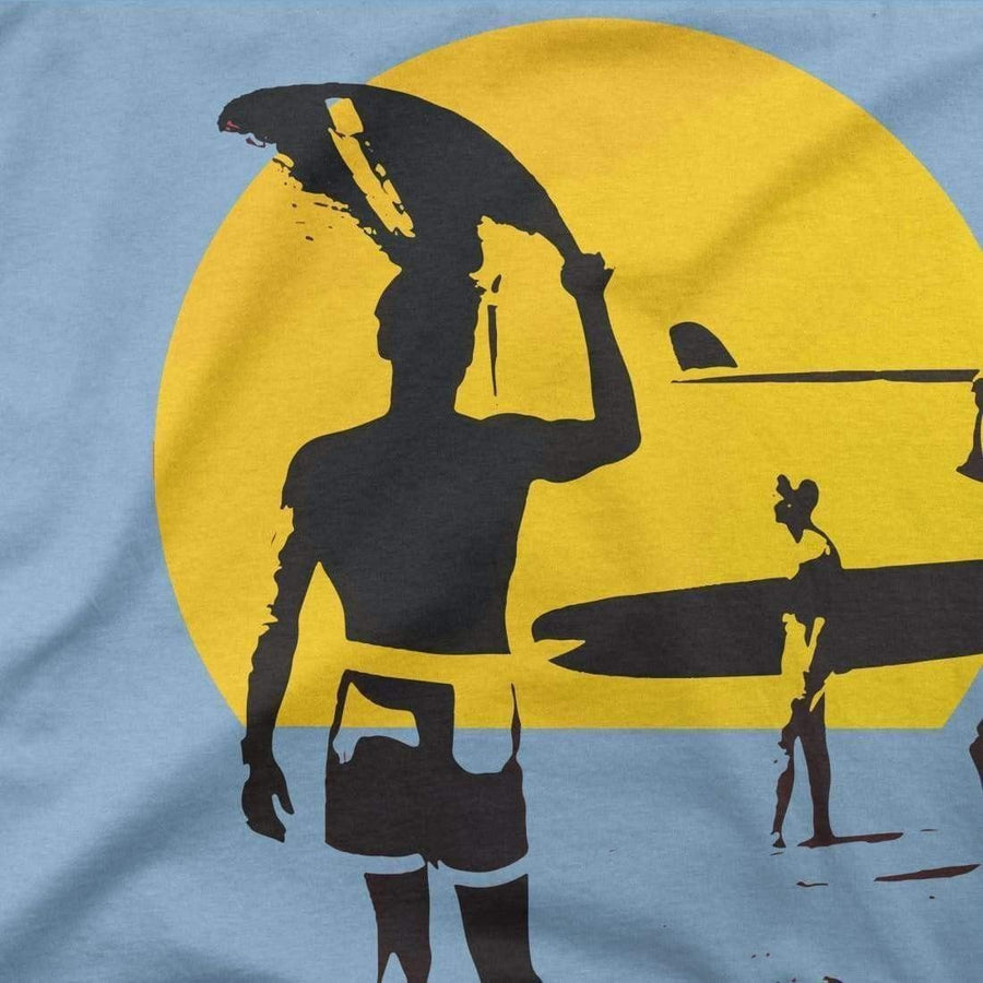 The Endless Summer 1966 Surf Documentary T-Shirt - [variant_title] by Art-O-Rama
