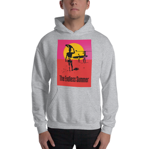 The Endless Summer 1966 Surf Documentary Unisex Hoodie - [variant_title] by Art-O-Rama